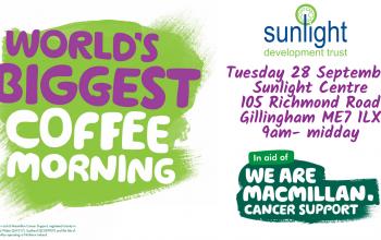 MacMillan Coffee Morning 21 September