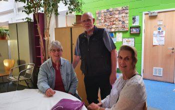 Sunlight Dementia Support Café Launch